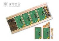 冬虫夏草-净草特级10.2g(2.55g×4盒)(可直接服用)