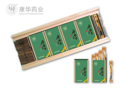 冬虫夏草-净草特选13.8g(3.45g×4盒)(可直接服用)